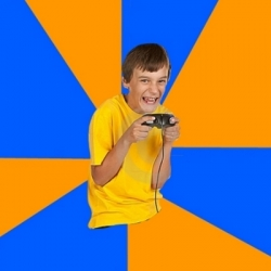 Annoying Gamer Kid